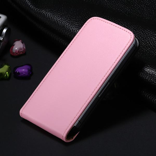 Case Cover for iPhone Retro genuine leather 5S I5 4S 4 Luxury Vertical-GKandaa.net
