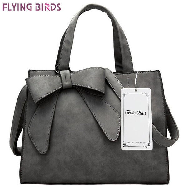 Shoulder Bags FLYING BIRDS leather high quality LS4934 Handbags-GKandaa.net