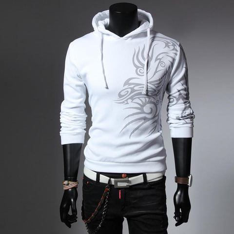 Men's Hoodies Hoodies hooded long-sleeve-GKandaa.net