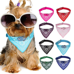 Fetoo Adjustable Dog Cat Pet Lovely Adorable sweetie Grooming TieNecktie Wear 8 pattern Neck Scarf Clothing Products Sale P30 - GKandAa - 1
