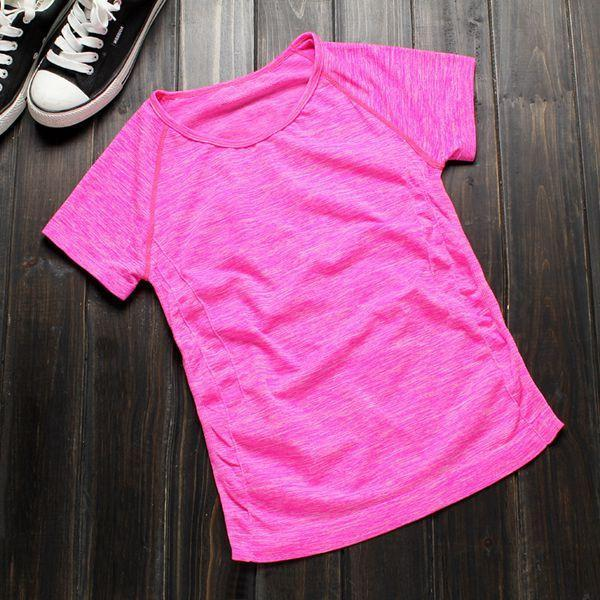 Women T-Shirt Top Dry gym Sleeve-GKandaa.net