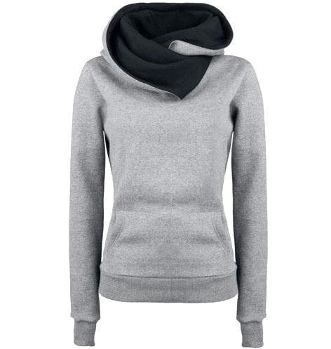 Women's Pullovers Lapel Collar sweater-GKandaa.net