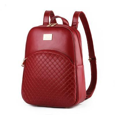Backpacks Casual leather high quality clutch-GKandaa.net