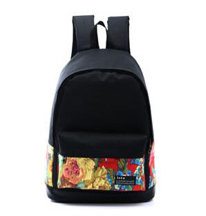 Backpacks Bags canvas YK80-871 Schoolanzellina.myshopify.com