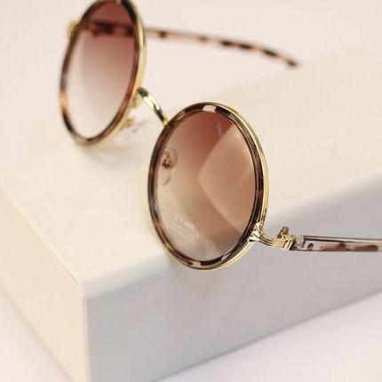 Women's Sunglasses retro colours 7 colors-GKandaa.net