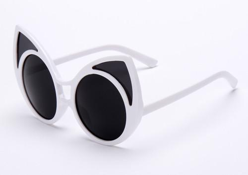 Women's Sunglasses Cat Eye vintage Oversized-GKandaa.net