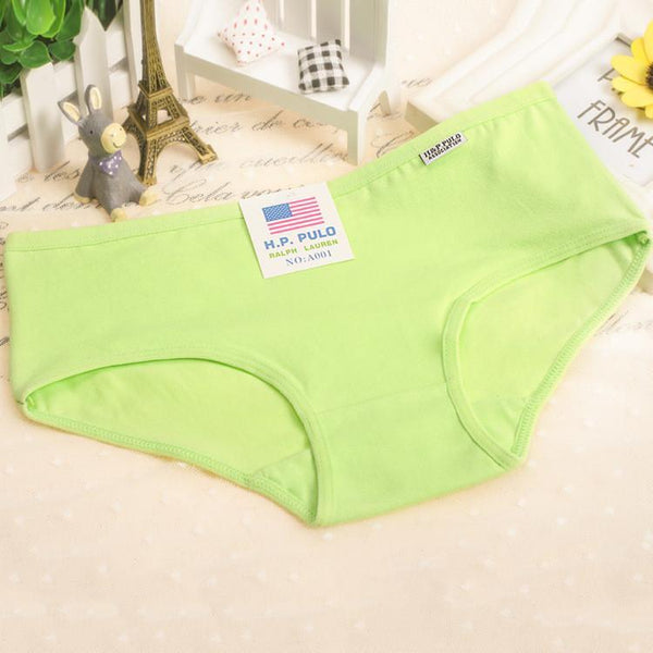 Women's Panties cotton Breathable M XL Briefs-GKandaa.net