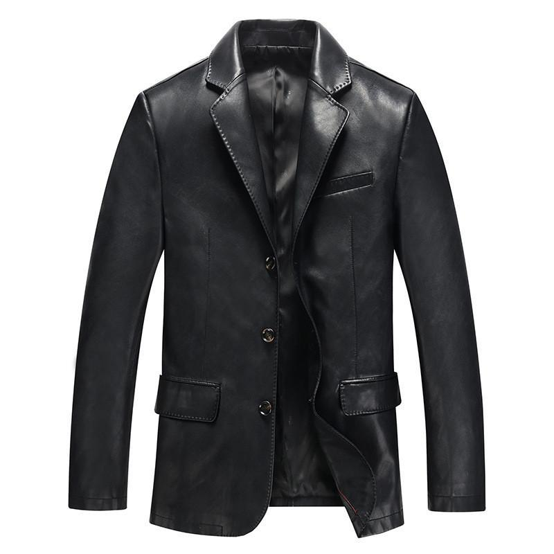 Men's Leather Jackets Costume-GKandaa.net