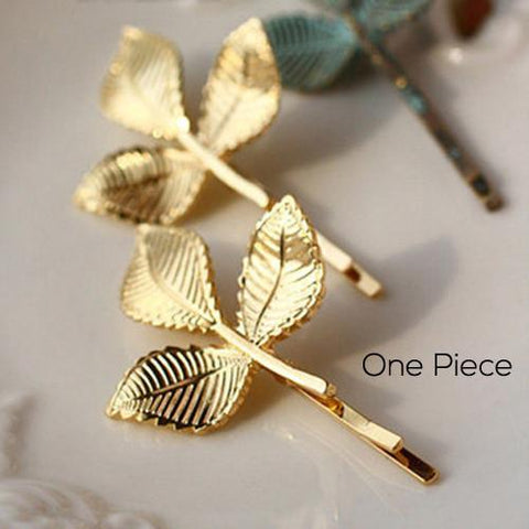Hairpins Hair Gold Zinc Alloy-GKandaa.net