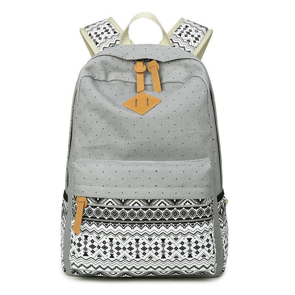 Backpacks Cute Lightweight Middle High School-GKandaa.net