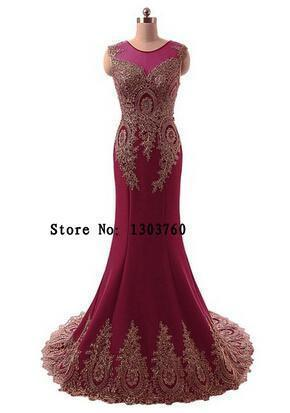 Women's Dresses Real Sample red Dubai Arabic robe-GKandaa.net
