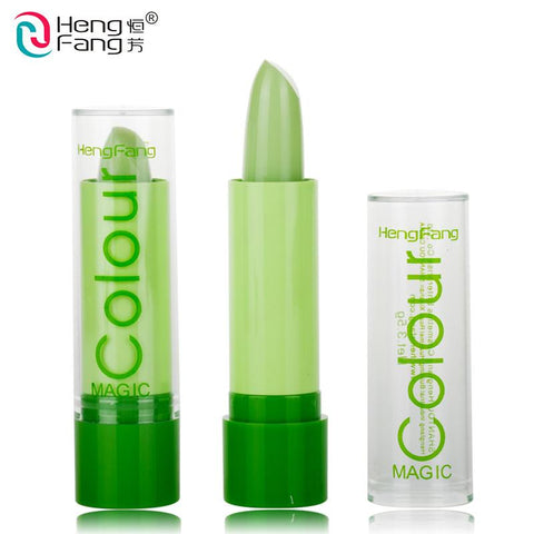 lipstick 1PCS Magic Temperature Change Color Moisture Anti-aging balm-GKandaa.net