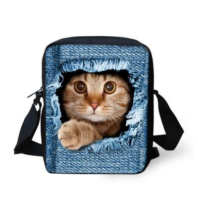 Backpack Bags Ladies Cat bag-GKandaa.net