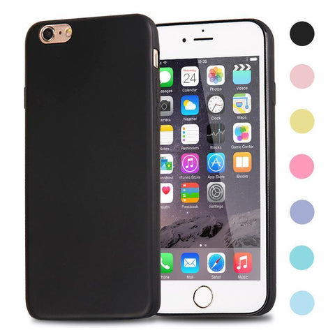 Case Cover for iPhone 6 6S 4.7 TPU Soft-GKandaa.net