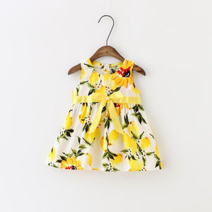 Baby Dress Toddler Summer sleeveless-GKandaa.net