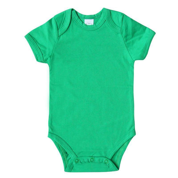 Baby Bodysuits Short Sleeve 100% Cotton jumps-GKandaa.net