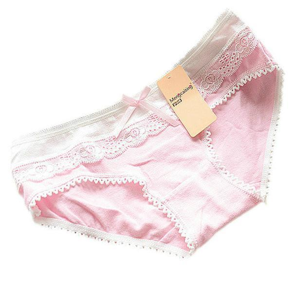 Women's Panties Multi-Color cotton Soft Briefs-GKandaa.net