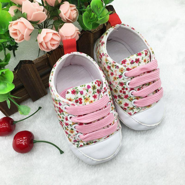 Baby Shoes Toddler T-tied Soft Soled Anti-slipanzellina.myshopify.com