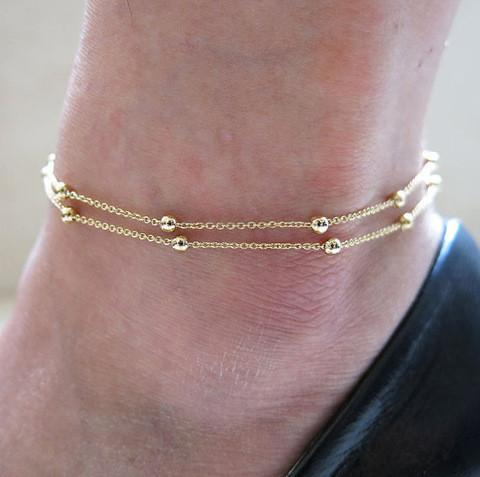 Anklets for Women Bracelet Bead For Ankleanzellina.myshopify.com