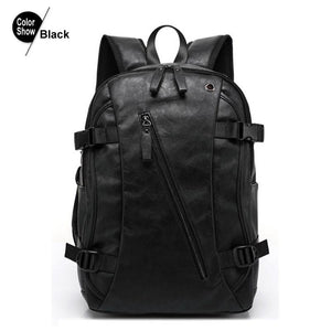 Backpacks Bags Pu Leather Tactical Laptop Schoolanzellina.myshopify.com