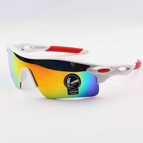 Men Women UV400 Cycling Glasses Outdoor Sport Mountain Bike MTB Bicycle Glasses Motorcycle Sunglasses Eyewear Oculos Ciclismo - GKandAa - 2
