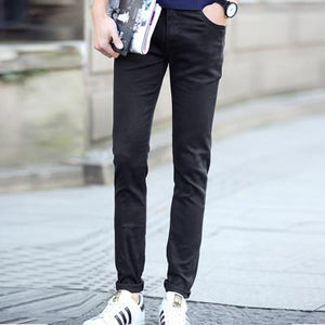 Men's Jeans of paragraph pants-GKandaa.net