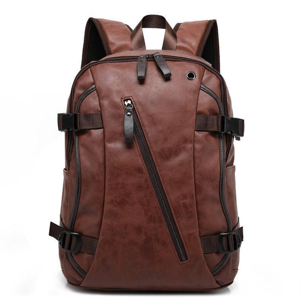 Backpacks Bags Mix Cow Leather Wester College Schoolanzellina.myshopify.com
