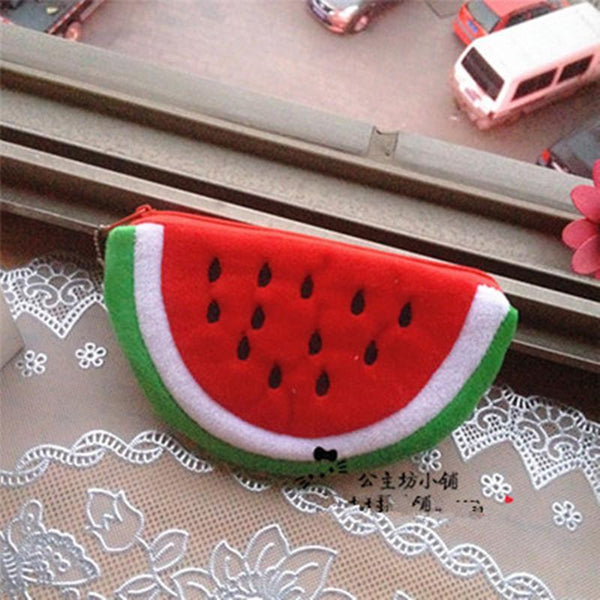 Backpack Watermelon Strawberry Card Holders-GKandaa.net