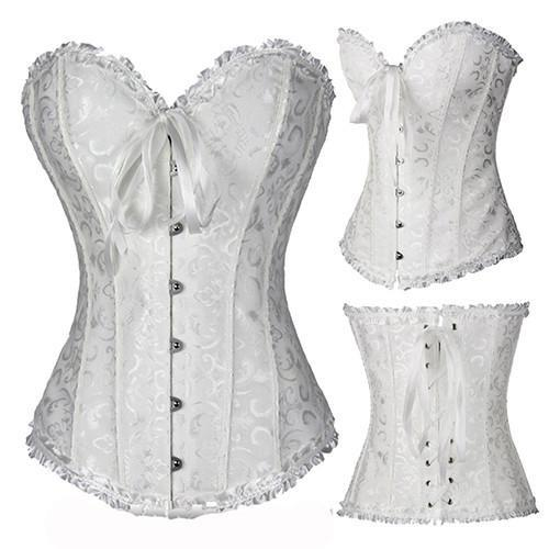 Women Best Body Shaper Lace corset lingerie Plus S-6XL-GKandaa.net