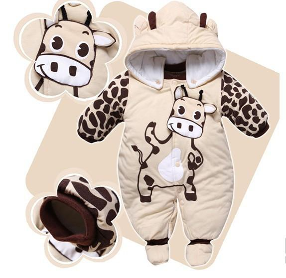 Baby Clothing Sets e Jump winter Outerwear Wear Coat jacket-GKandaa.net