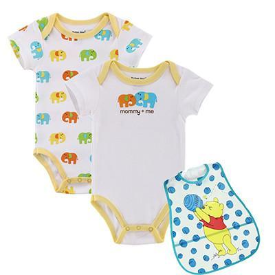 Baby Clothing Sets Bodysuits-GKandaa.net