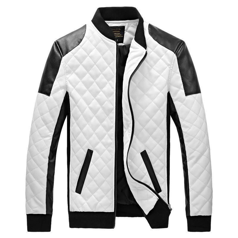 Men's Leather Jackets genuine winter Conventional-GKandaa.net