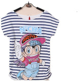 Top Selling Womens Clothes Fashion Vintage Spring Summer Short Sleeve Animal Printed Girls Cotton Female Women T-shirt - GKandAa - 20
