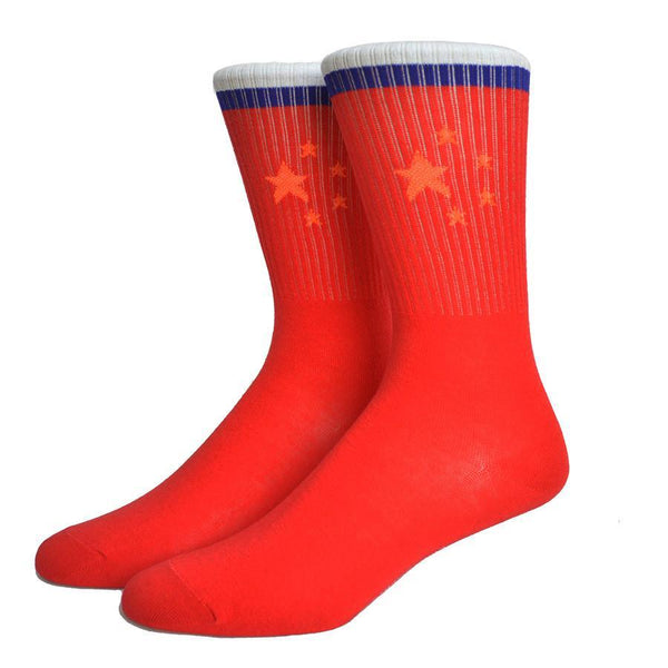 Men's Socks Terry cotton Future Flag Cool 188w-GKandaa.net