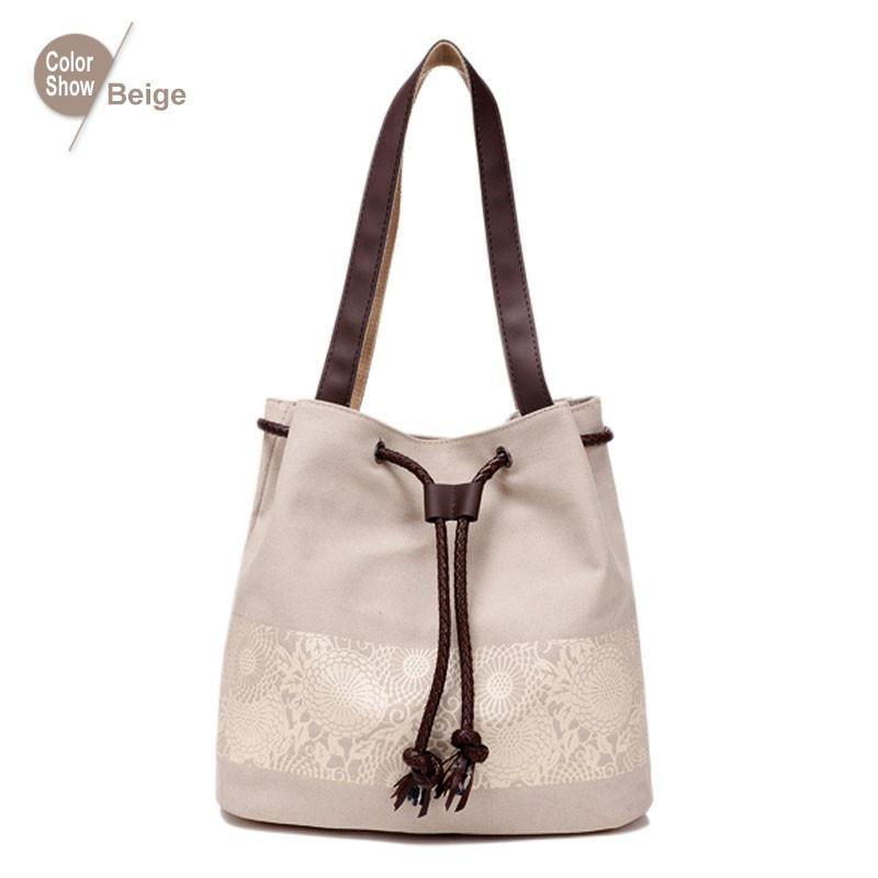Bucket bag Famous Luxury Lace Shoulder-GKandaa.net