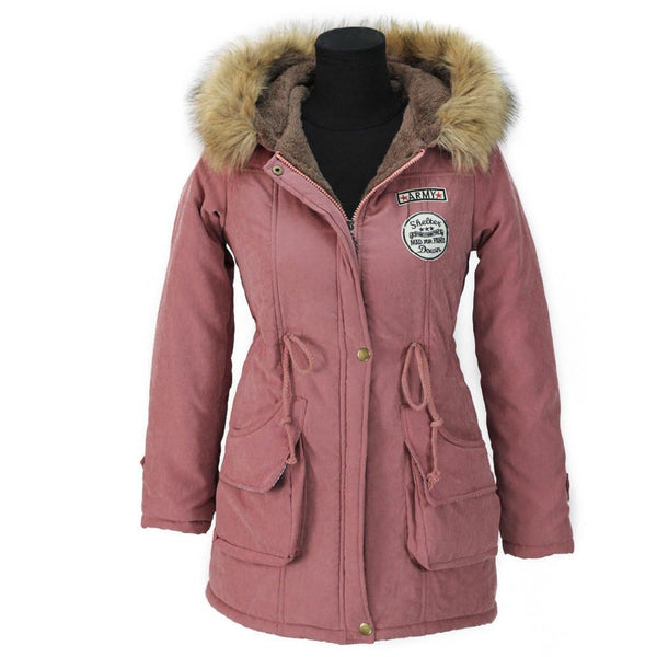 Women's Jackets Coats Outerwear cotton Wadded-GKandaa.net