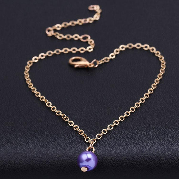 Anklets for Women Double Rows Hollow Rose For Ankleanzellina.myshopify.com