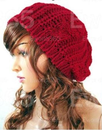 Women's Beanies Warm Winter Beret Beanie Y1 Q1 hat-GKandaa.net