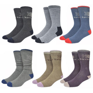 Men's Socks Wool Terry Heat Sport-GKandaa.net