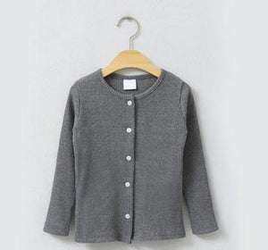 Boys Sweaters Spring Summer cotton outwear coat-GKandaa.net