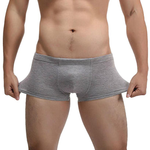 Men's Underwear Summer Spring Boxers 4 Colors-GKandaa.net