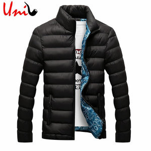 Men's Jackets Winter Solid Spring cotton-GKandaa.net