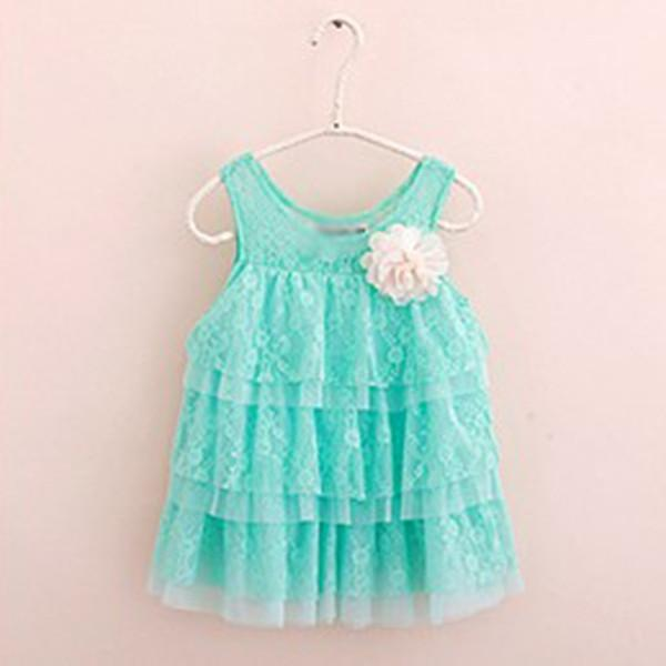 Baby Dress Summer lace-GKandaa.net