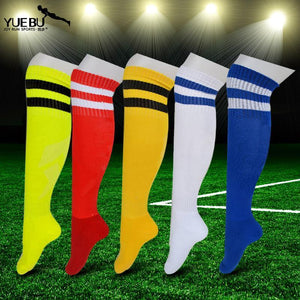 Men's Socks Sport Knee Legging Knee-high Foot Long Size 38-44-GKandaa.net