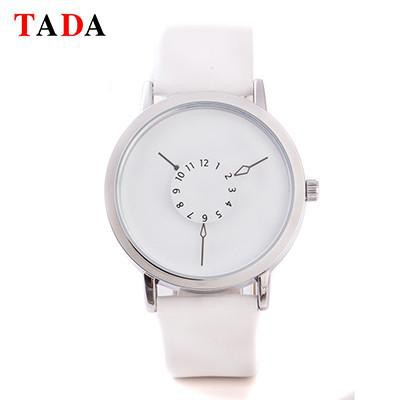 Women Wrist Watch 3ATM genuine leather Strap wrist-GKandaa.net