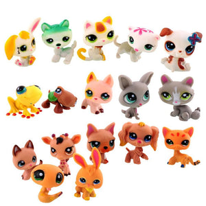 Bathroom Accessories 20 PCS/ MINI Pet Shop Loose Rom Girl-GKandaa.net