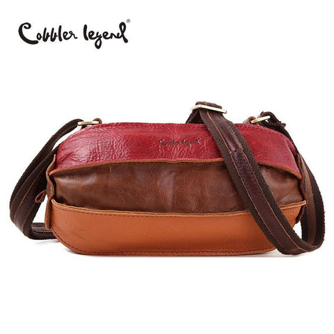 Women's Handbags Cobbler  Ladies Crossbody genuine leather bag-GKandaa.net