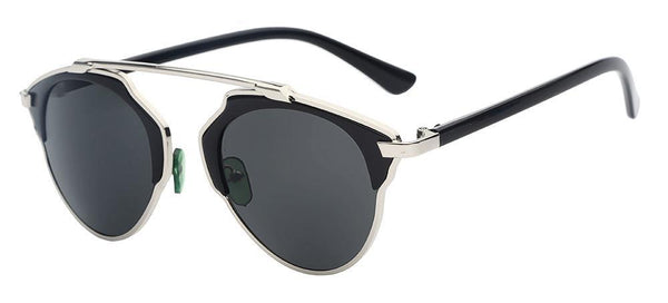 Women's Sunglasses vintage Metal Luxury Retro-GKandaa.net
