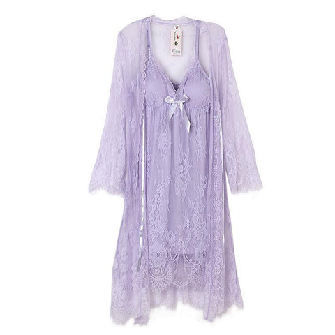 Women Nightgown Spring-GKandaa.net