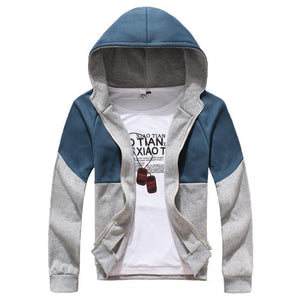 Men's Hoodies hooded Zipper Casual 6-GKandaa.net